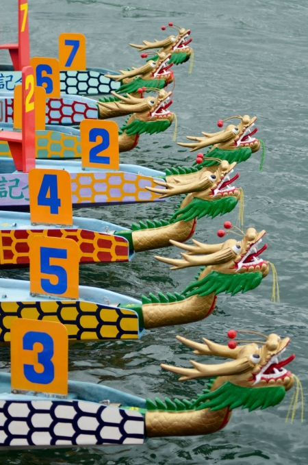 2016年西貢區龍舟競渡 Sai Kung District Dragon Boat Race (Tuen Ng)
