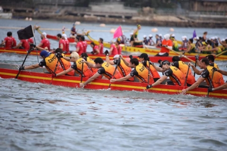 The 21st Deep Water Bay Dragon Boat Regatta 2020 - OPEN FOR REGISTRATION