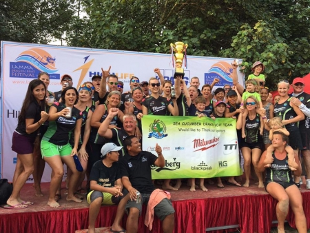 2018 Lamma 500 Intl Dragon Boat Festival - Draw Lots Results