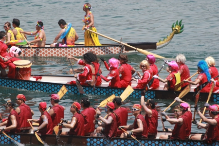 Hong Kong International Dragonboat Race 2015