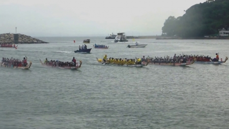 大澳龍舟精英賽 2018 Tai O Dragon Boat Race