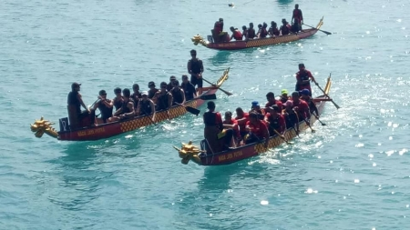 2018 Bali Badung International Dragon Boat Festival Indonesia 印尼巴厘島國際龍舟邀請賽