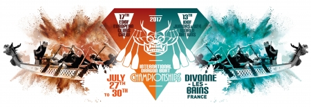 17th EDBF ECCC & IDBF Junior & U24 WNC 2017 - Divonne-les-Bains, France