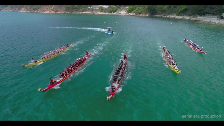 The 20th Deep Water Bay Dragon Boat Regatta 2019