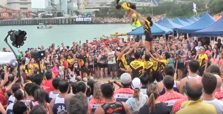 南丫國際龍舟節  Lamma International Dragon Boat Festival 2017
