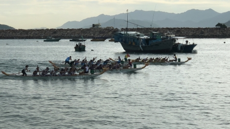 2019 香港龍舟超級賽 Hong Kong Dragon Boat Premier Race - 成績公佈 Results