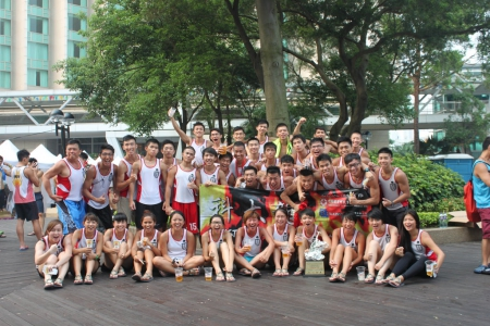 HKUST Dragon Boat Team
