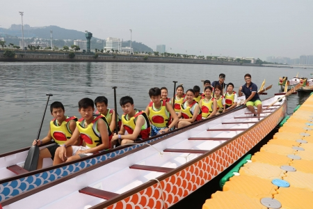 2018-19 青苗龍舟培訓計劃 Young Athletes Dragon Boat Training Scheme 2018-19