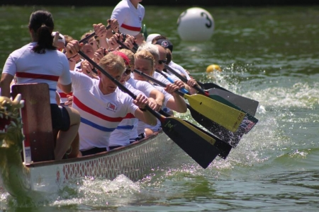 Overseas Training Base for Great Britain Dragonboat Team