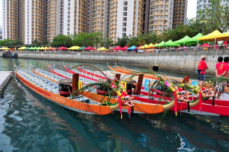 2016年國慶龍舟中龍賽 2016 King of The World Dragon Boat Competition