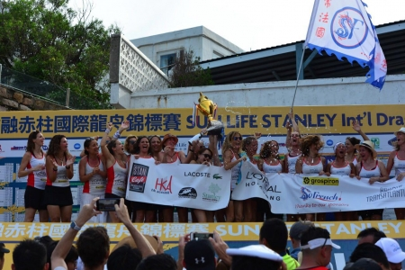 2019 赤柱國際龍舟錦標賽 Stanley International Dragon Boat Championships - 成績 Results