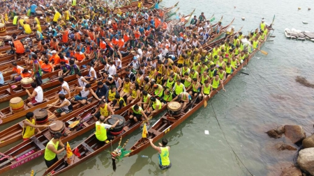 Hong Kong - City of Dragon Boating 香港:龍舟之都