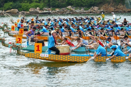 2020 愉景競渡賀端陽 Discovery Bay Dragon Boat Races - 取消 Cancelled