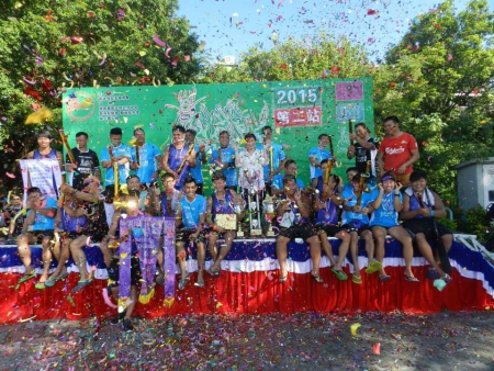 2016 香港龍舟超級聯賽 Hong Kong Dragon Boat Premier League