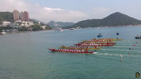 2019 VRC Deepwater Bay Dragon Boat Regatta - 抽籤結果 Progression