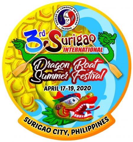 3rd Surigao International Dragon Boat Festival